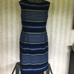 Calvin Klein Fitted Dress